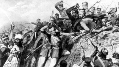1857 का विद्रोह, भारत का इतिहास