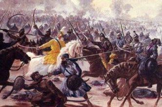 मुस्लिम आक्रमण
