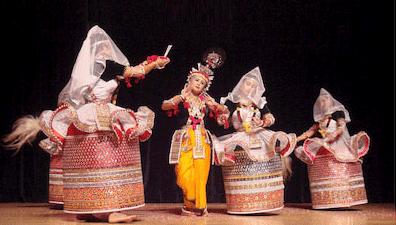 प्रमुख लोक नृत्य