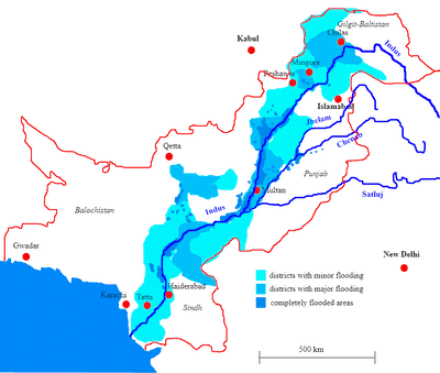 सिंधु नदी तंत्र