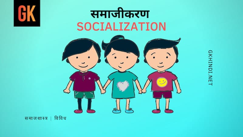 समाजीकरण
